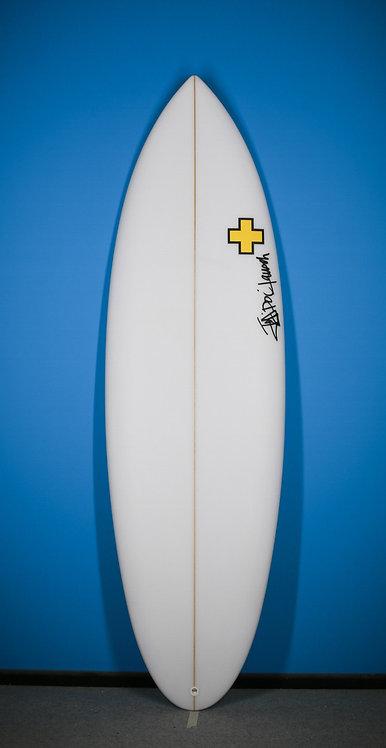 BUSHWACKER - Surf Prescriptions surfboard