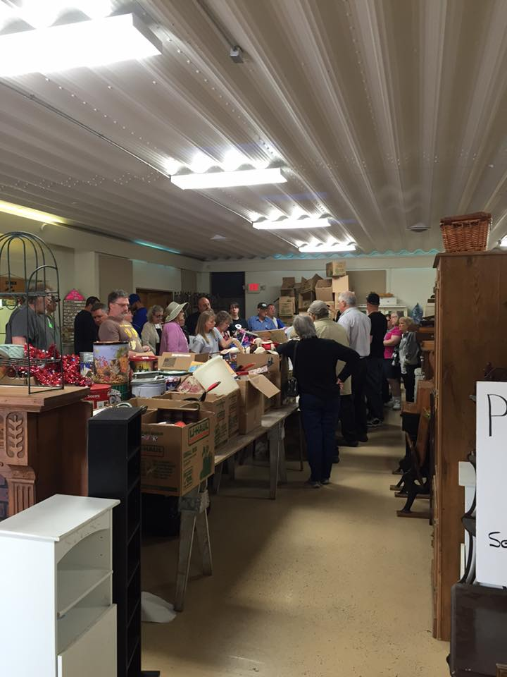 2 Day - Antique & Collectible Sale