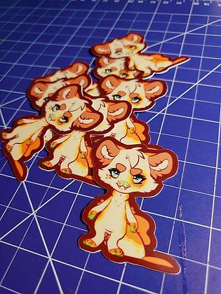 Little Fishy Stickers