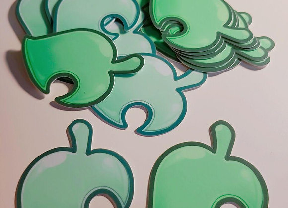 ACNH - Leaf Sticker
