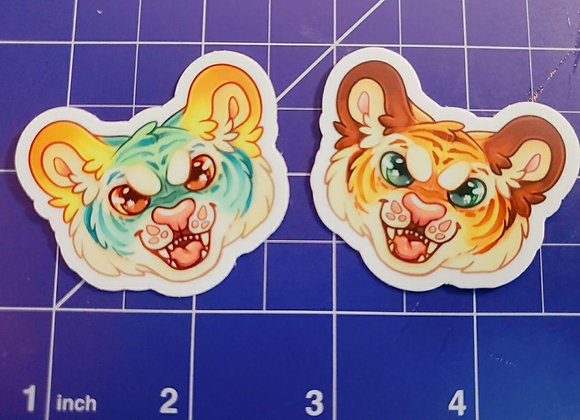 Rawr! Stickers