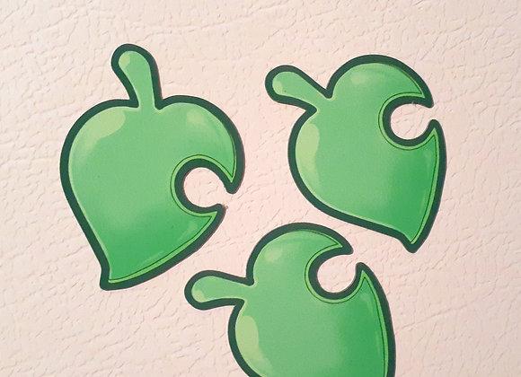 ACNH Leaf Magnet