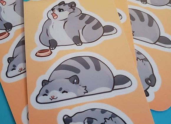 Chunky Cat Sticker Sheet