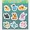 Thumbnail: Eeveelutions - Sticker Sheet