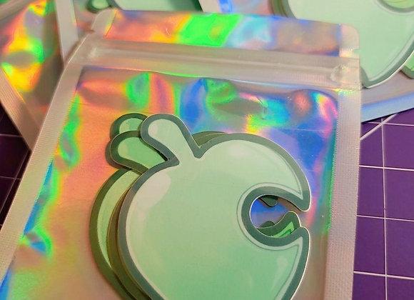 ACNH Leaf Sticker +Magnet Pack!