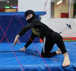 Ninja Day Camp
