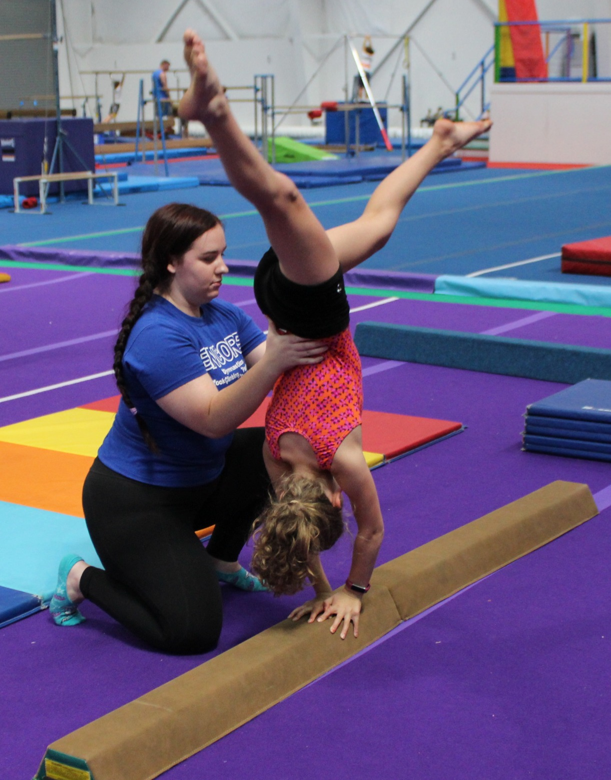 Gymnastics Day Camp