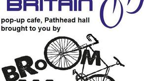 Pop Up cafe - Tour of Britain