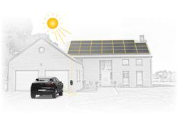 EV SolarCharge Jaguar Illustration 2