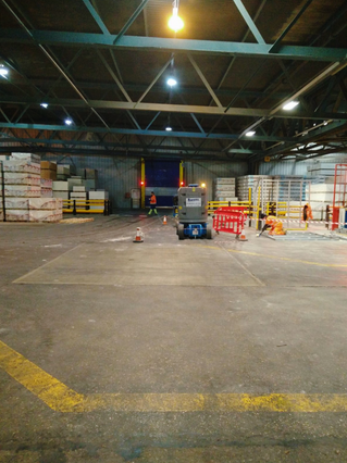Production Factory LED Lighting Upgrade