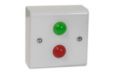 WC / Toilet Traffic Light System - INSTALLED