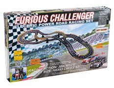 Product Recall - Smyths Toys - Furious Challenger Road Racing Set