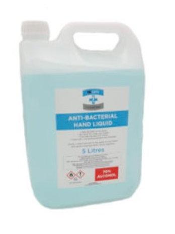 Anti Bacterial Hand Wash - Liquid