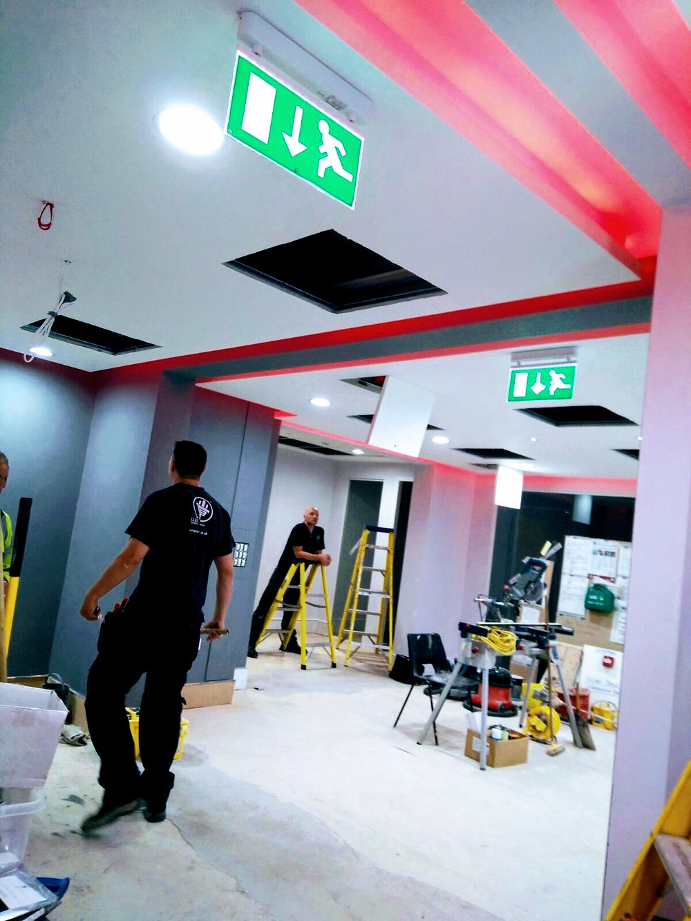 LED Lighting installed by JLEC
