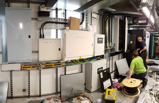 UPS & Generator Comms Room Project