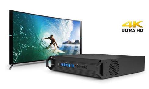4K Ultra HD Distribution