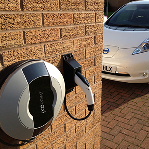 Pod Point Vehicle Charger