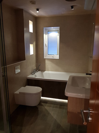 Small Ensuite Project