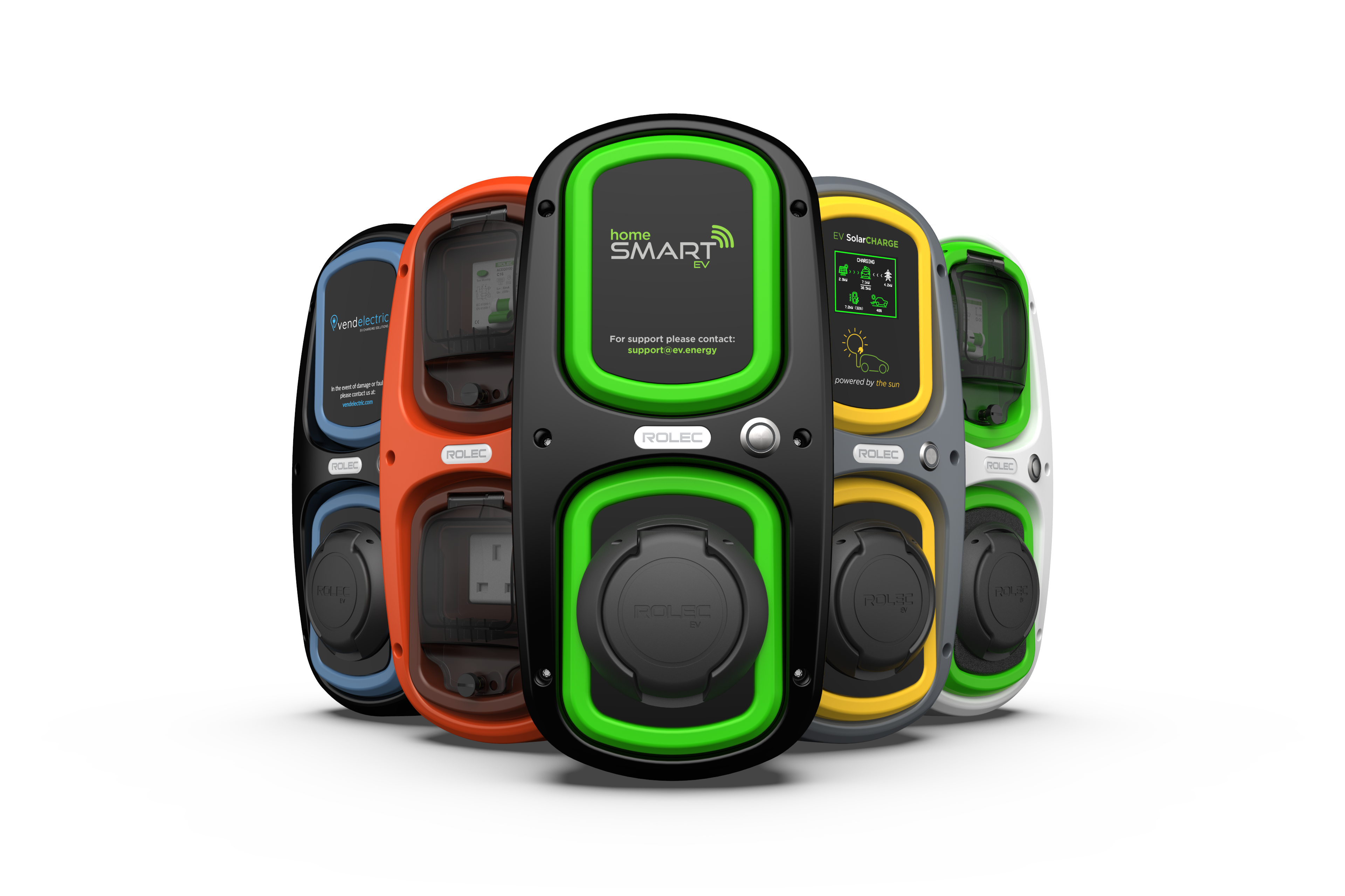 Wallpod Smart Chargers
