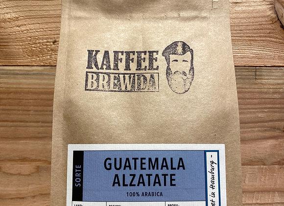 Guatemala Alzatate