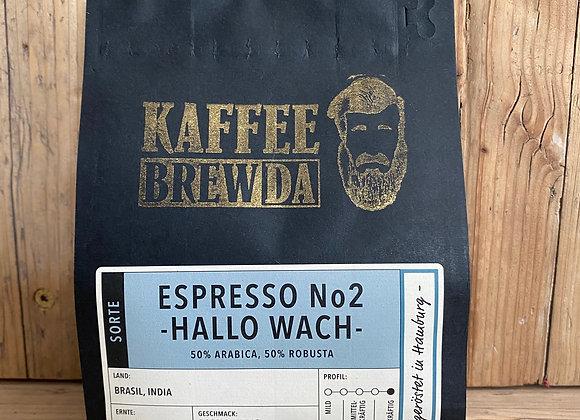 Espresso No. 2 - Hallo Wach!