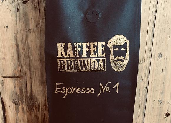 Espresso No. 1 - Italian Style 1000 g