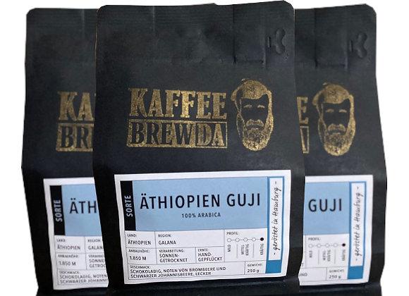 3er-Set Äthiopien Guji Espresso