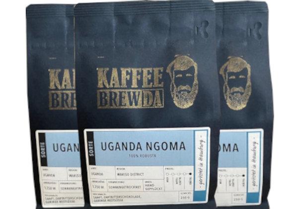 3er-Set Uganda Ngoma Espresso