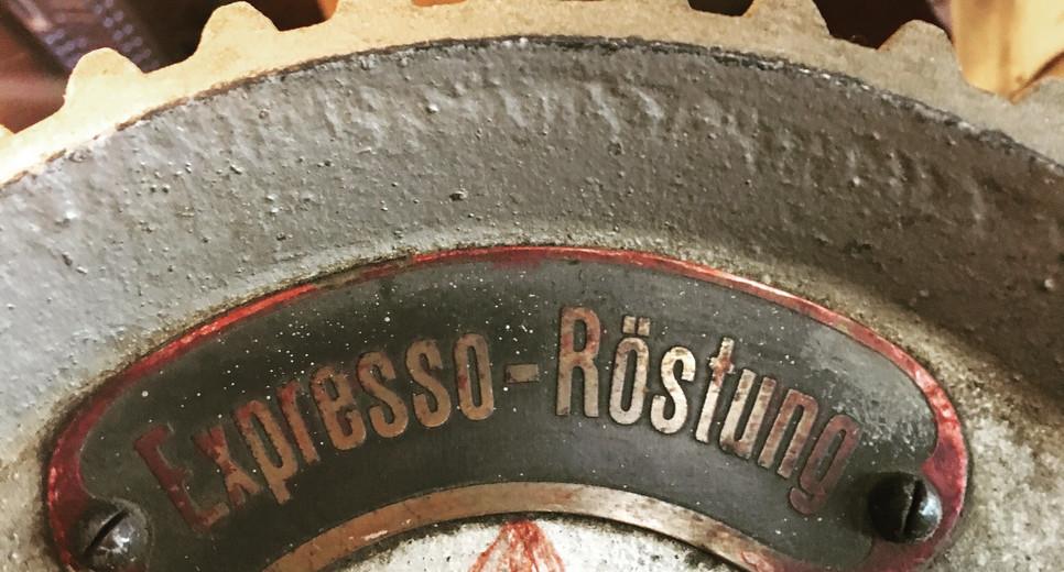 Espresso Röstung