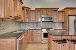 Cinnamon Maple Cabinet