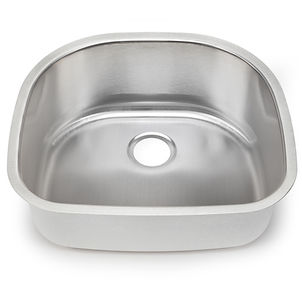 Free D-Shape Sink