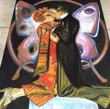 "Perry Chalk Art Festival - ""The Twenties"" - Aug 2020"