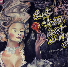 42 North Chalk Bomb - Let Them Eat Wings