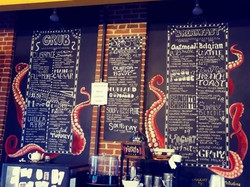Taste Cafe Menu Boards