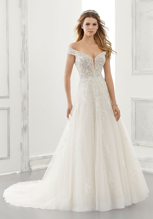 Morilee Style #2193 Alessandra