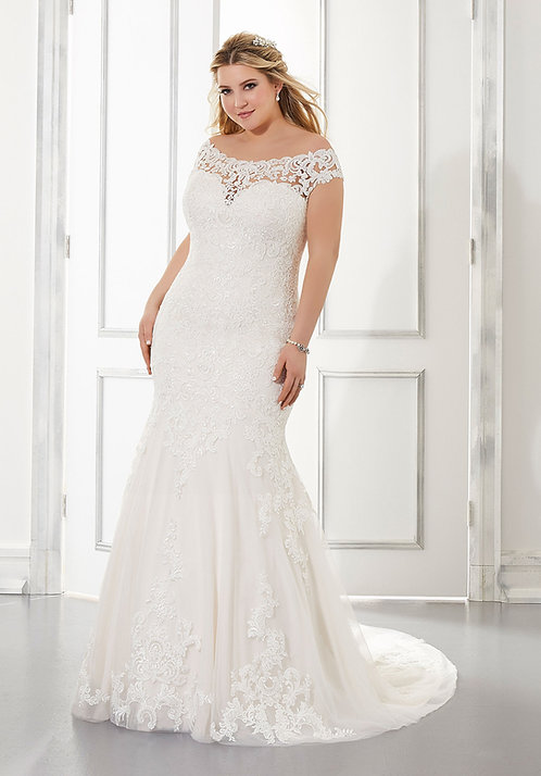 Morilee Style #3303 Aretha