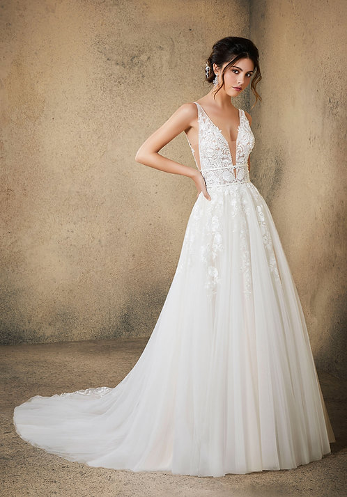 Morilee Style #5763 Rosa