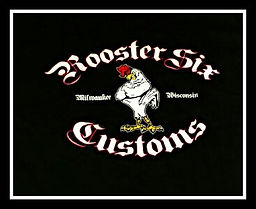 Rooster Six Customs logo
