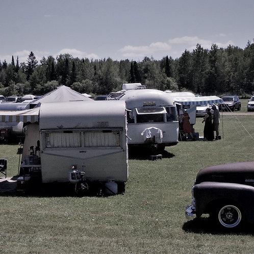 Vintage Electric Campsites