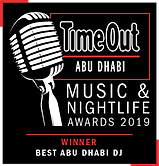 TOAD M&N AWARDS 2019 WINNER BEST ABU DHA