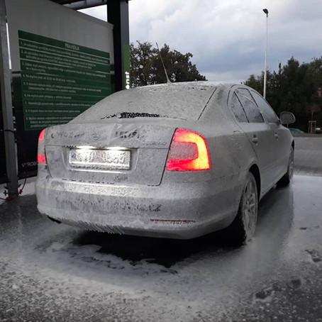 Koupel před odvozem musí být. Vždy v čistém.