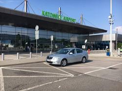 Orlová_-_Katowice_Airport