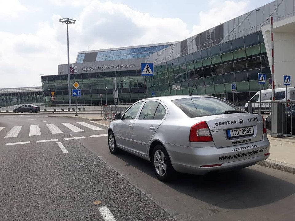 Letiště Frédérica Chopina - Warszawa