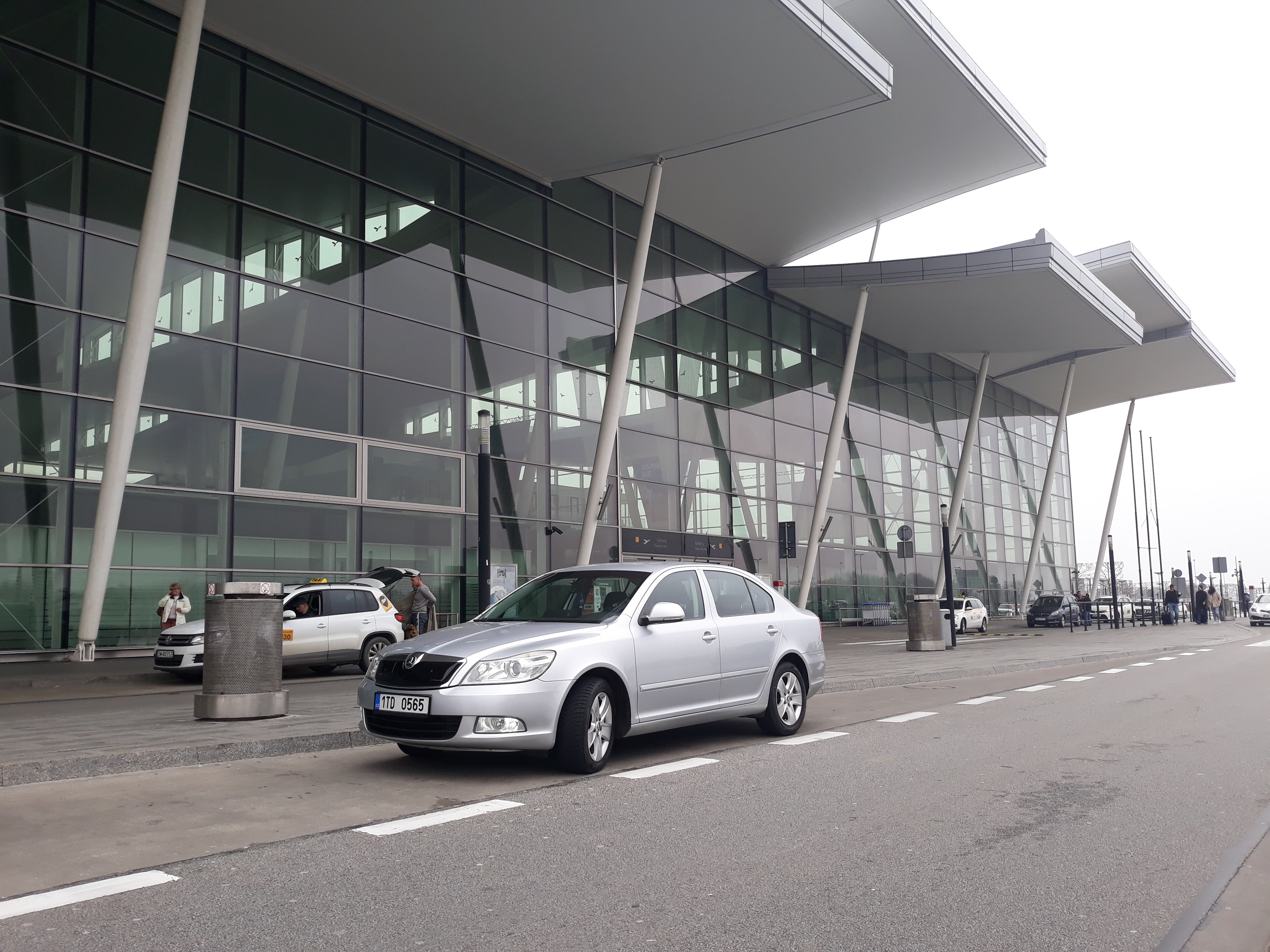 Letiště Wroclaw