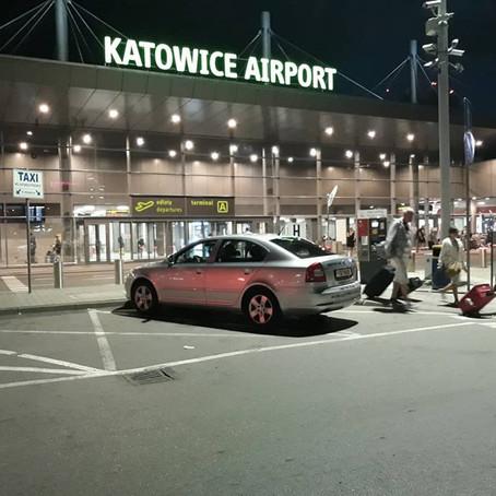 Dnes dvakrát Katowice. Z Katowic do Orlové
