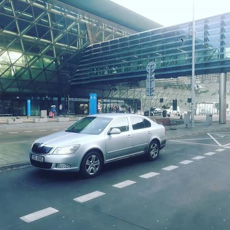 Odvoz z Orlové do Krakowa na letiště.