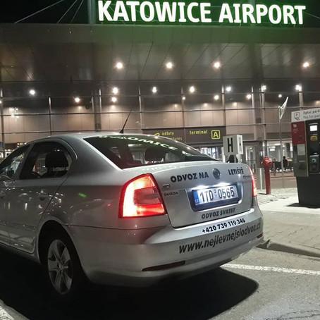 Dobré ráno, dneska Ostrava - Katowice Airport. Jezdíme NONSTOP.