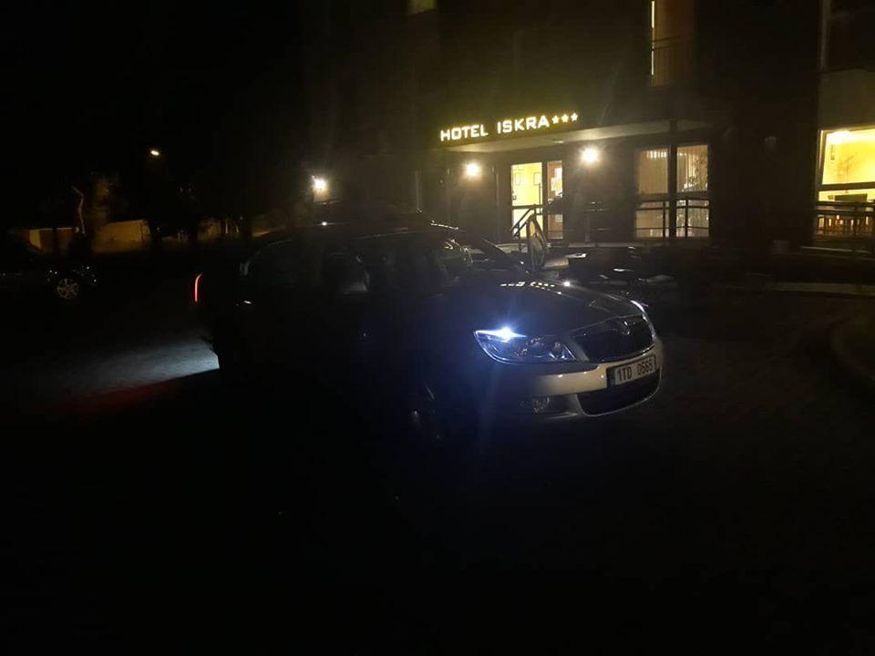 Odvoz na hotel  Český  Těšín KAtowice