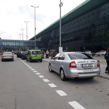 Krásný pátek, přejeme všem. Odvoz z Orlové na letiště Krakow.