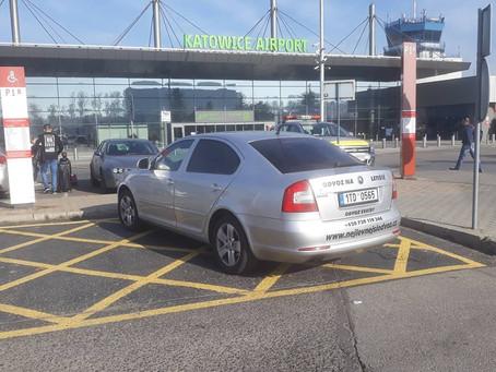 Karviná - Katowice Airport  Odvoz na letiště